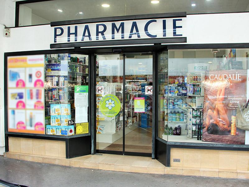 Pharmacie DU DOCTEUR BLANCHE