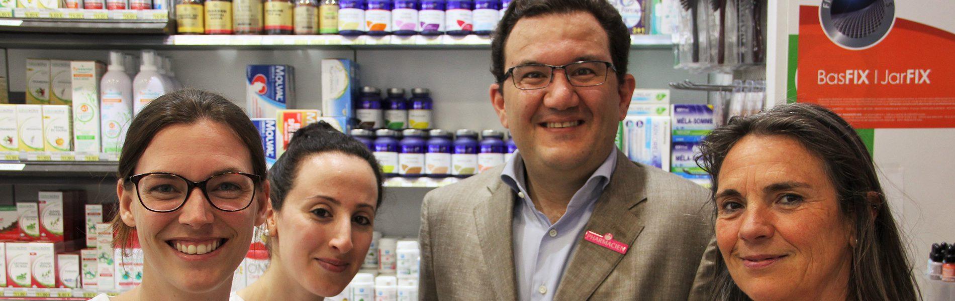 Pharmacie DU DOCTEUR BLANCHE - Image Homepage 3